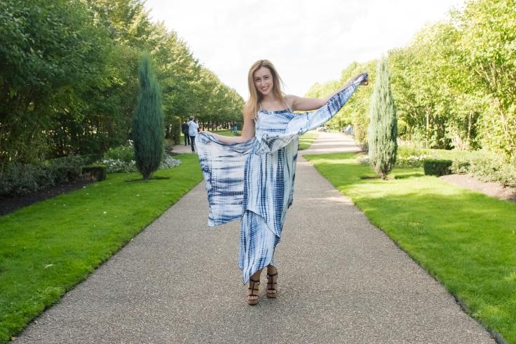 TINA BLUE DRESS-2