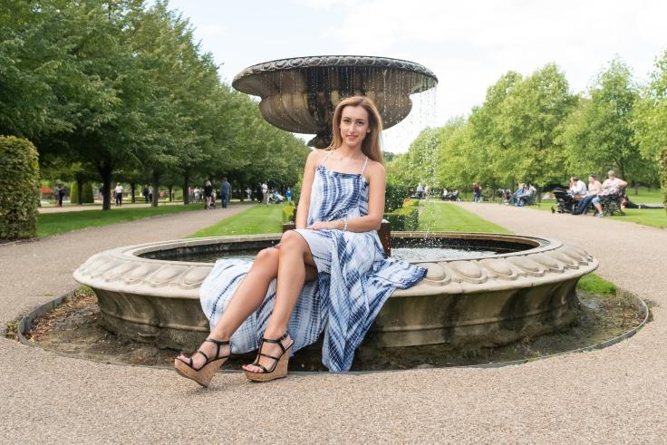TINA BLUE DRESS-3