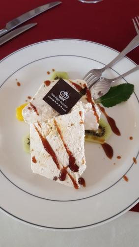 French nuga - my absolute favorite dessert!
