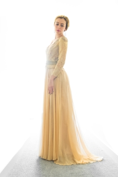 ZLATINA GOLD DRESS (NEW)-1