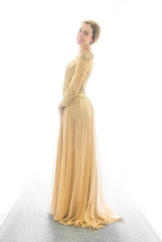 ZLATINA GOLD DRESS (NEW)-6