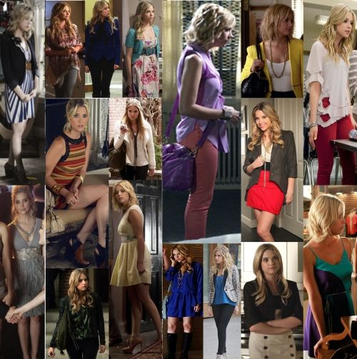 Hanna Marin Casual Outfits